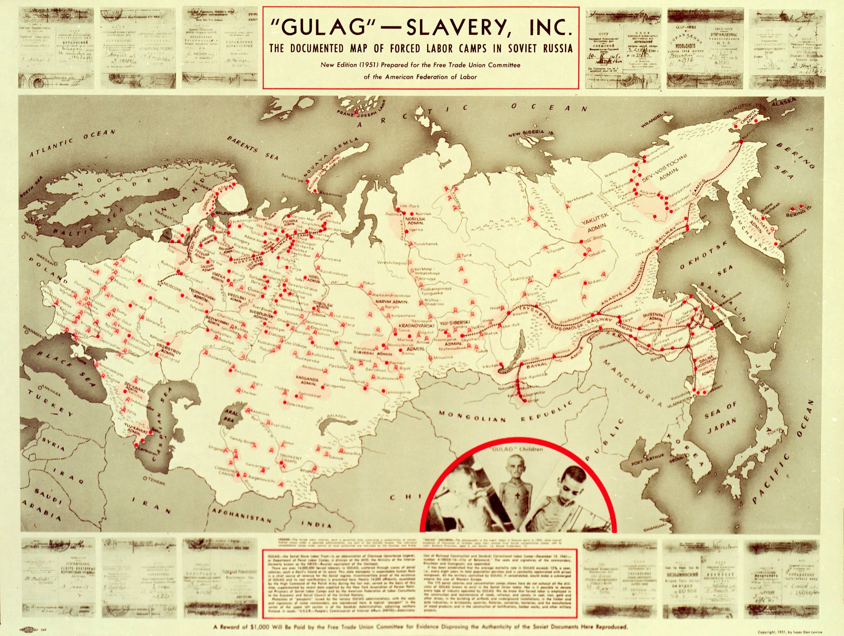 Soviet slavery. As in the USSR, worked for workdays 83