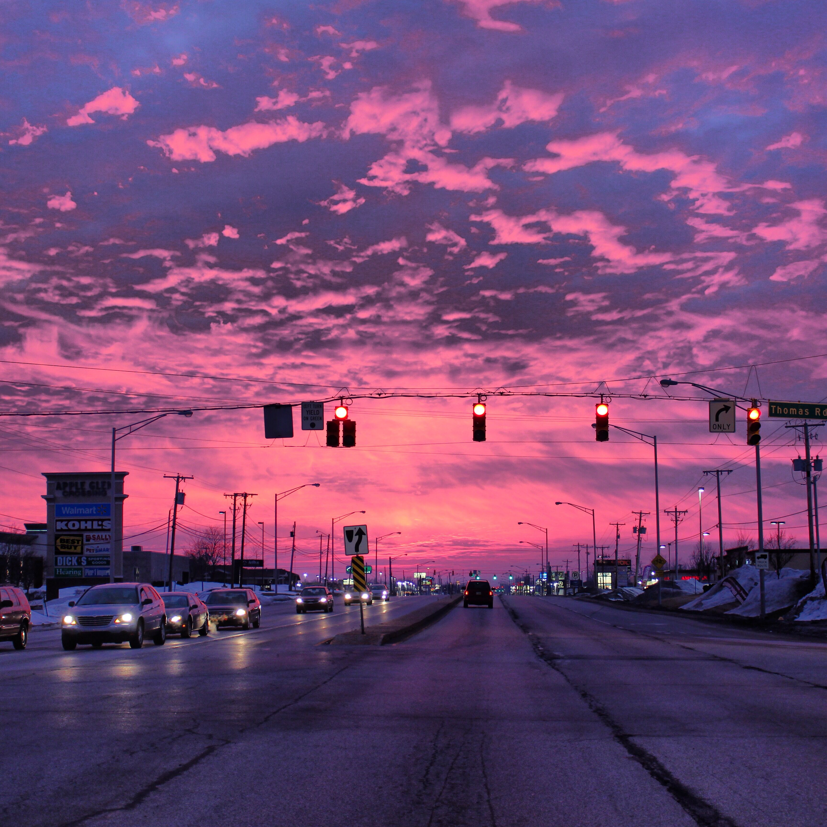 Sunset In This Town Sky Aesthetic Pretty Sky Aesthetic Pictures