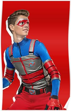 Kid Danger Action Figure : danger, action, figure, Danger, Action, Poster, Linneke, Henry, Norman,, Costume,, Nickelodeon