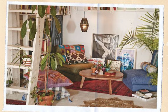 You Need To See This Boho Chic Home Decor Collaboration Urban