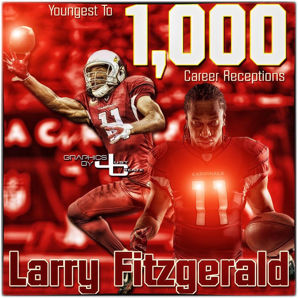 Larry Fitzgerald Graphics By Justcreate Sports Edits Larry Fitzgerald Az Cards Arizona Cardinals