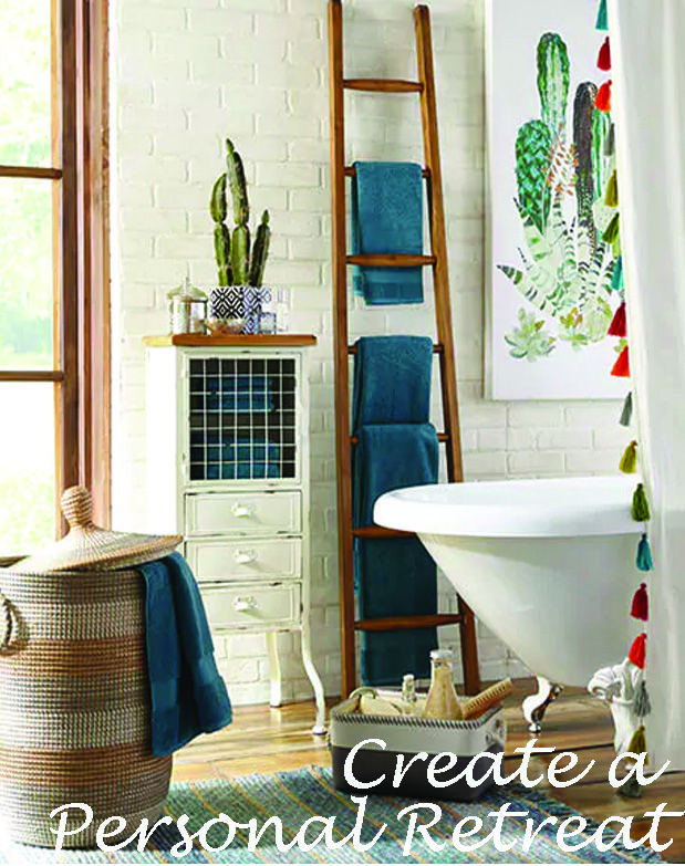 Modern Southwest Style Colorful Cacti Baskets Tassles