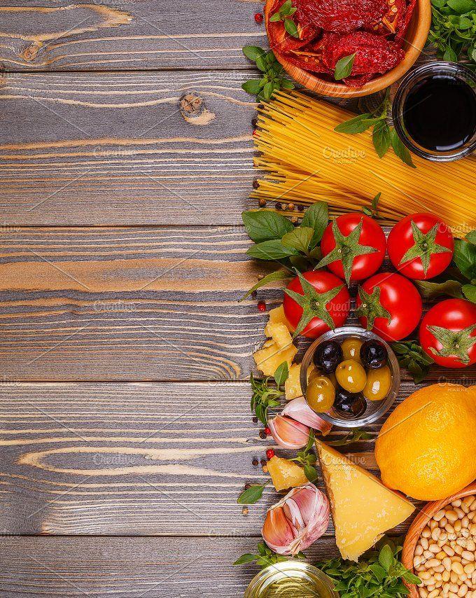 Italian Food Background Italian Food Photography Italian Recipes Food Backgrounds