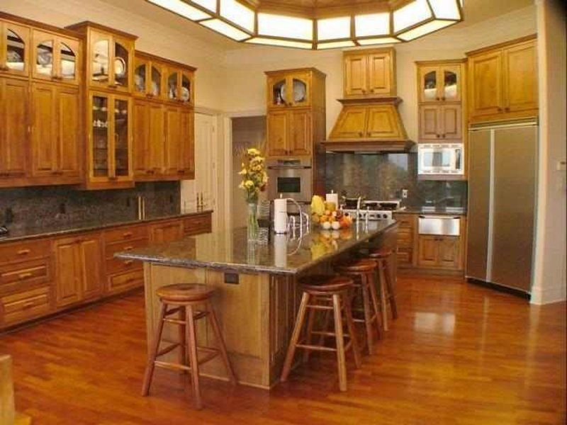 kitchen islands with seating for 4 - Kitchen Island Ideas With ...