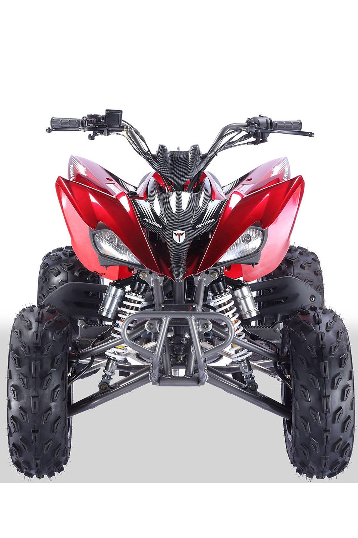 Atv G026 Vitacci Pentora 250cc Racing Atv Quad 4 Wheeler With