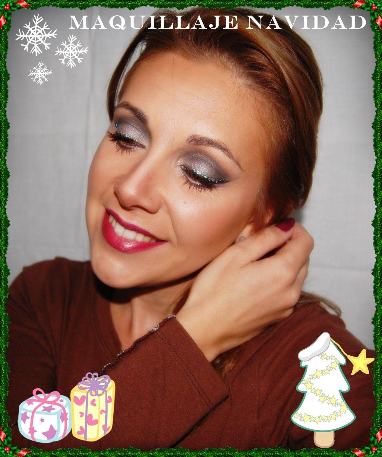 Maquillaje Navidad