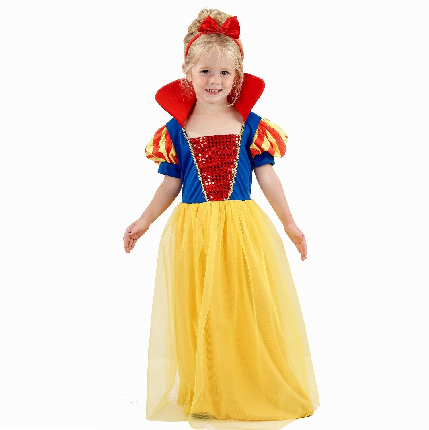 Bargain Snow Princess S Dress Up