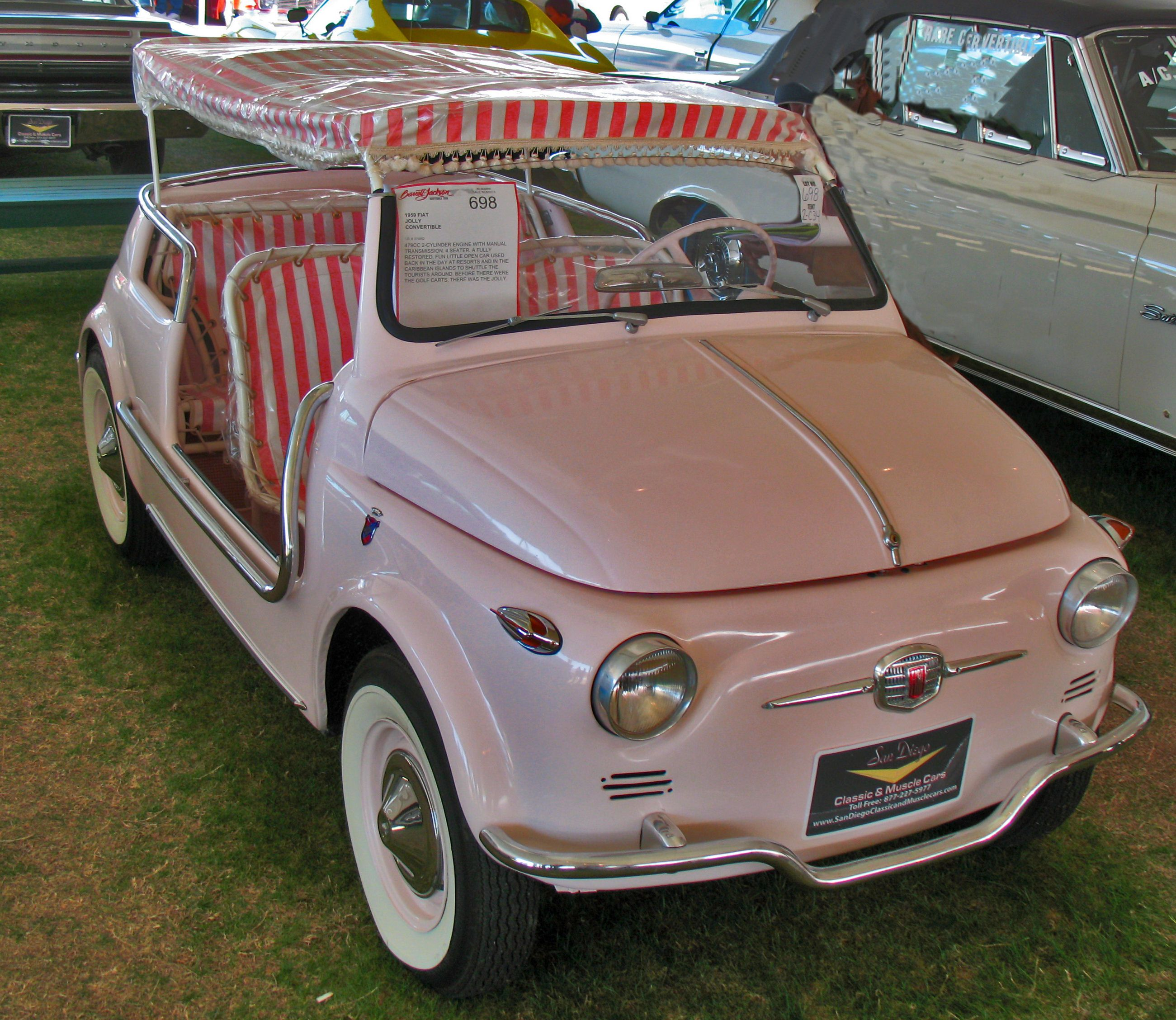 sale details photo vehicle for fiat jolly