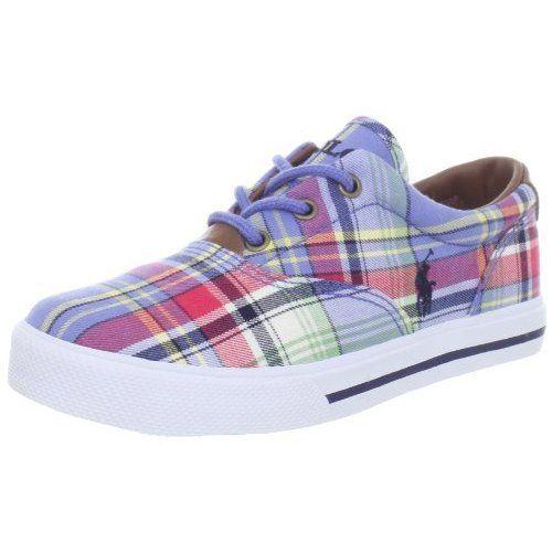 Polo Ralph Lauren Kids Vaughn Lace-Up Sneaker ($54)