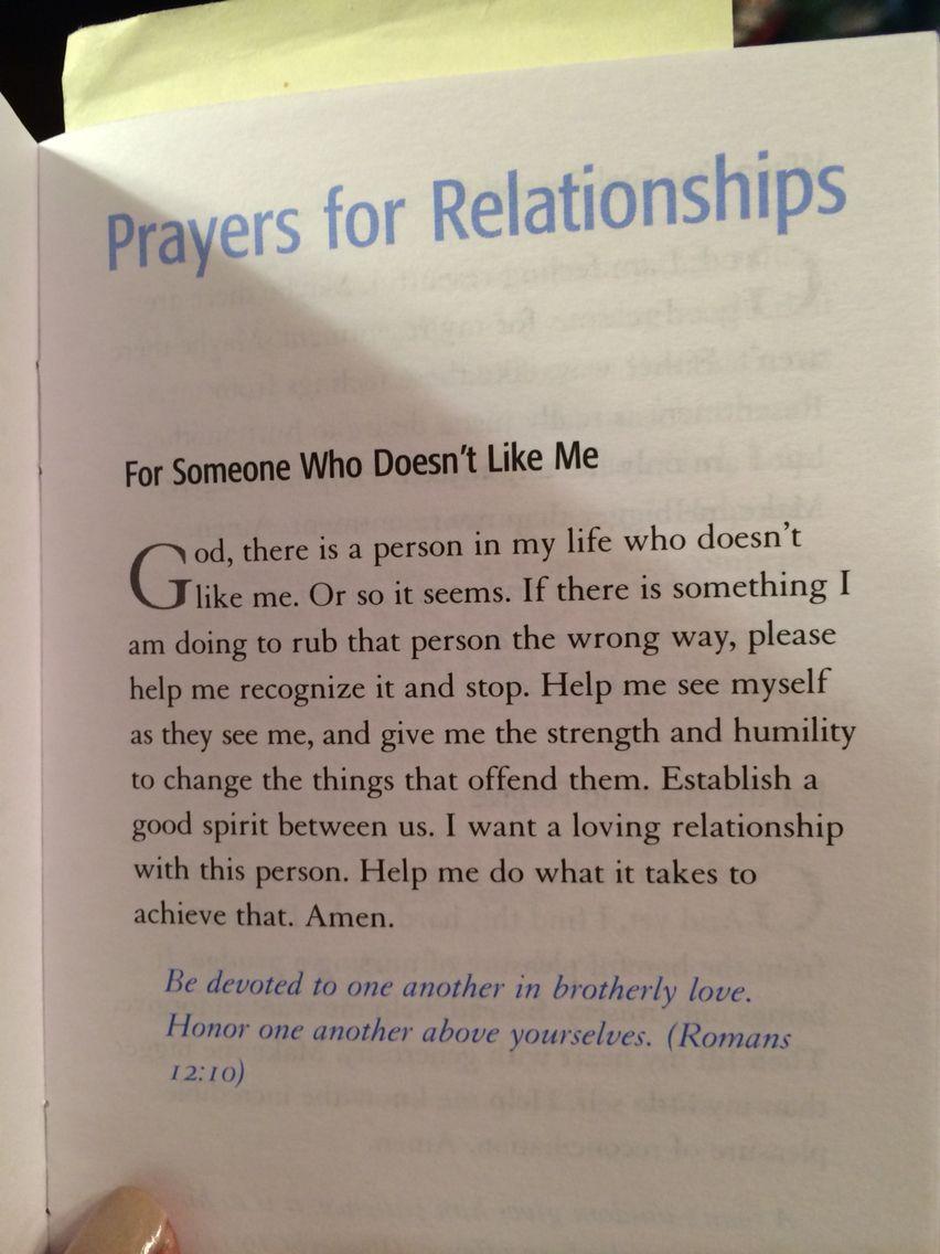 Prayer for relationships | Relationship prayer, Prayer