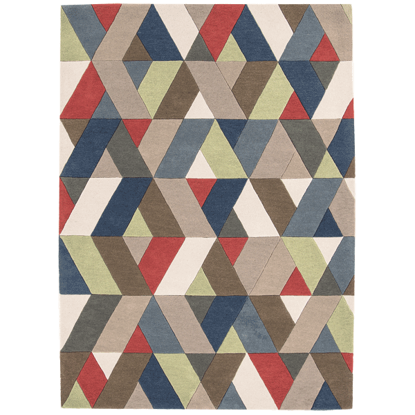 The Striking Chevron Design Is Ensured To Make A Bold Colour Statement In Your Room Hand Carved To Ensure Colou Colorful Rugs Chevron Rugs
