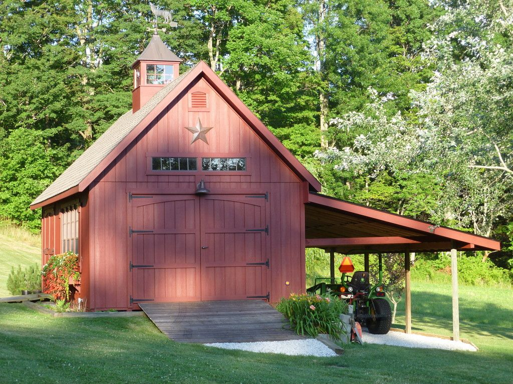 Kloter Farms Building A Shed Backyard Sheds Barns Sheds
