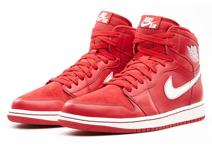 air jordan 1 all red