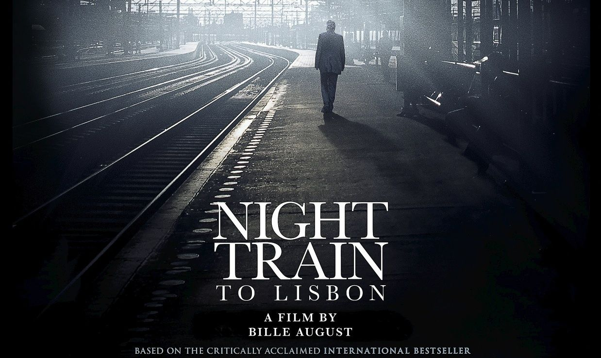 Night Train to Lisbon | via http://www.c-films.de | Raimund Gregorius, a Swiss teacher, abandons his lessons and buttoned-down life to embark on a thrilling adventure that will take him on a journey to the very heart of himself.    www.night-train-to-lisbon-film.com #Portugal