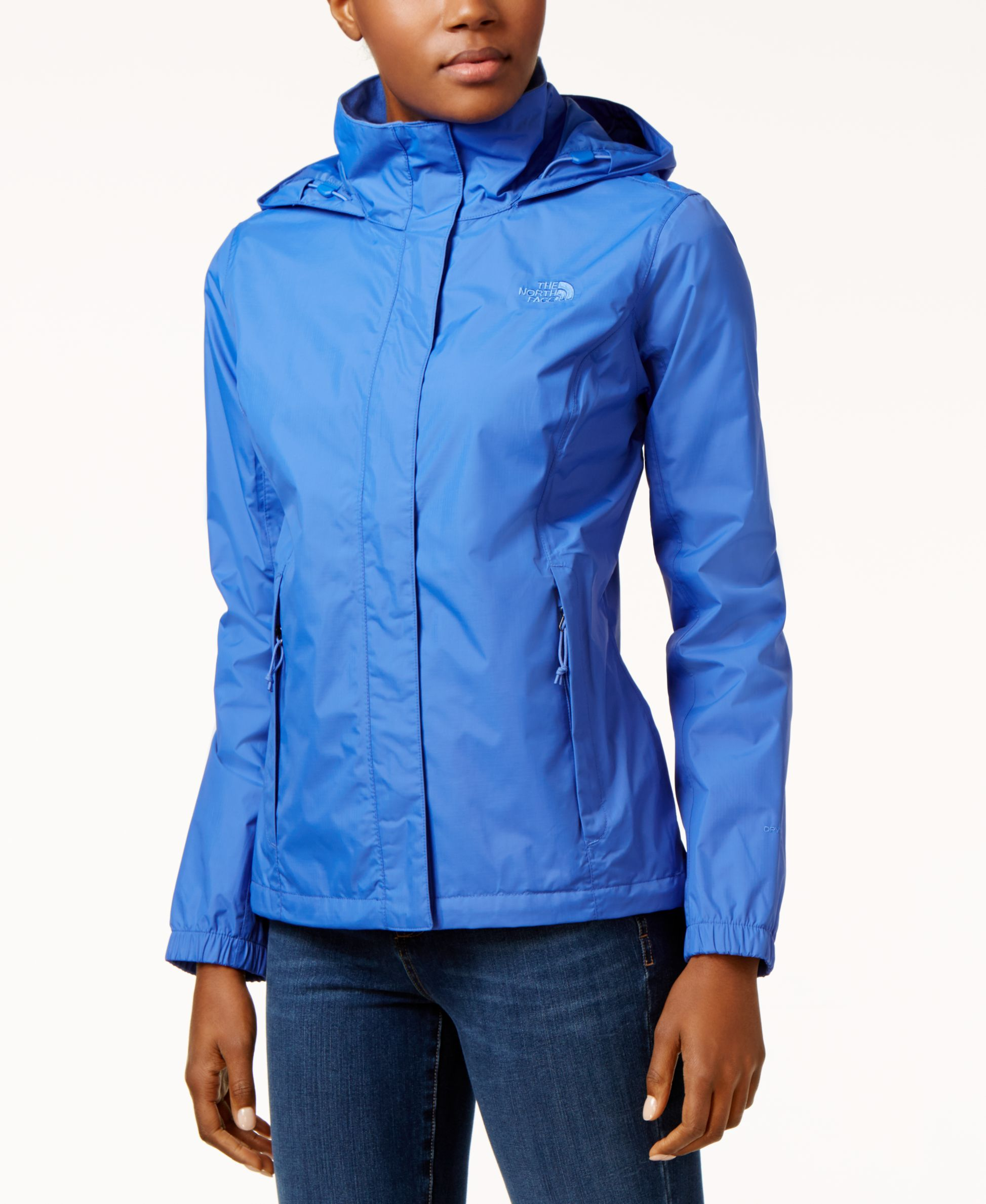 The North Face Resolve 2 Waterproof Packable Rain Jacket  539a0956a6b2