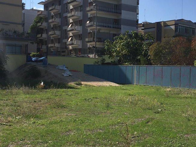 Bari ex Caserma Rossani: terminati i lavori di messa in sicurezza dellarea su cui sorgerà il parco di via Gargasole