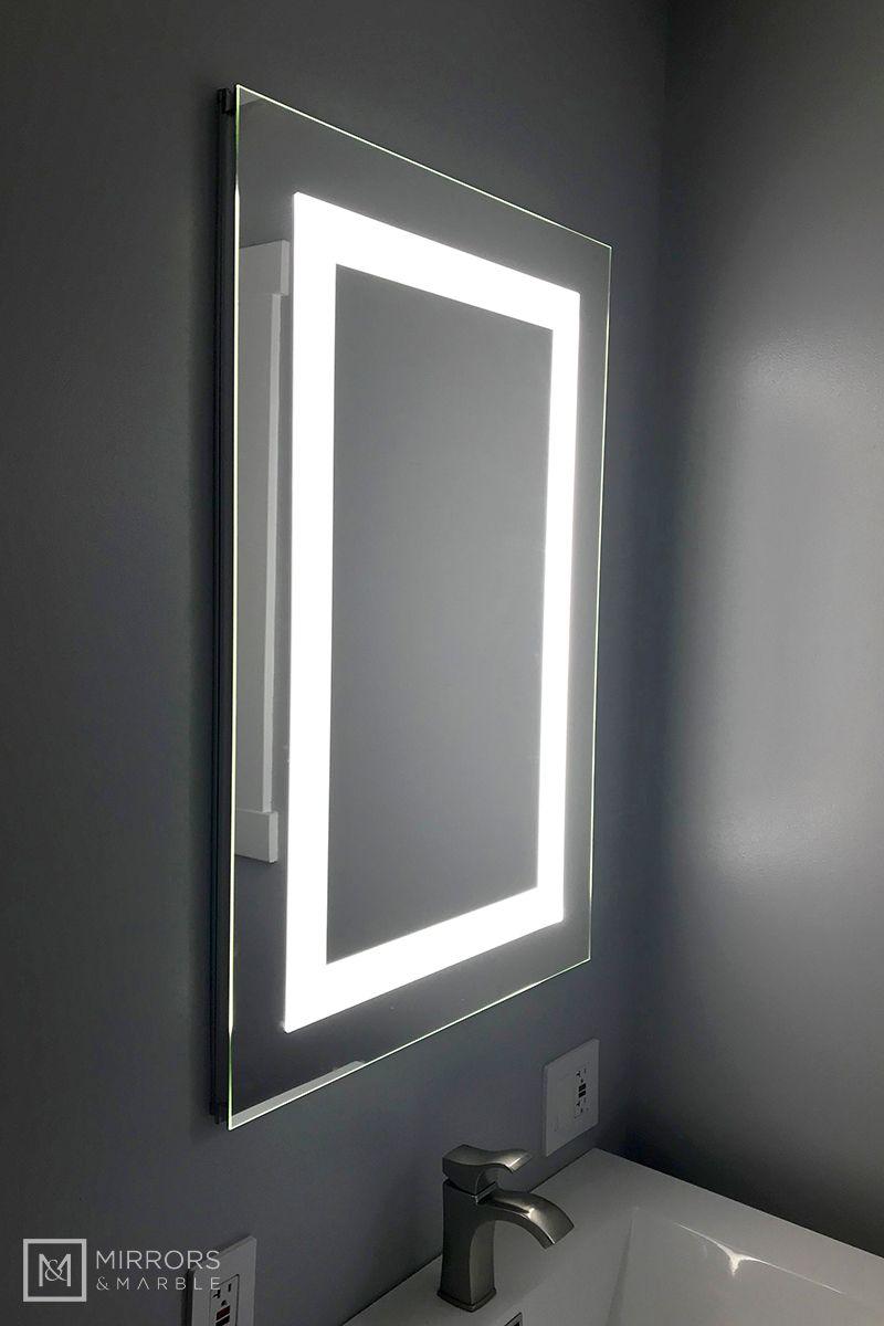 Lighted Led Bathroom Mirror Medicine Cabinet 24 Medicine Cabinet Mirror Bathroom Mirror Led Mirror Bathroom
