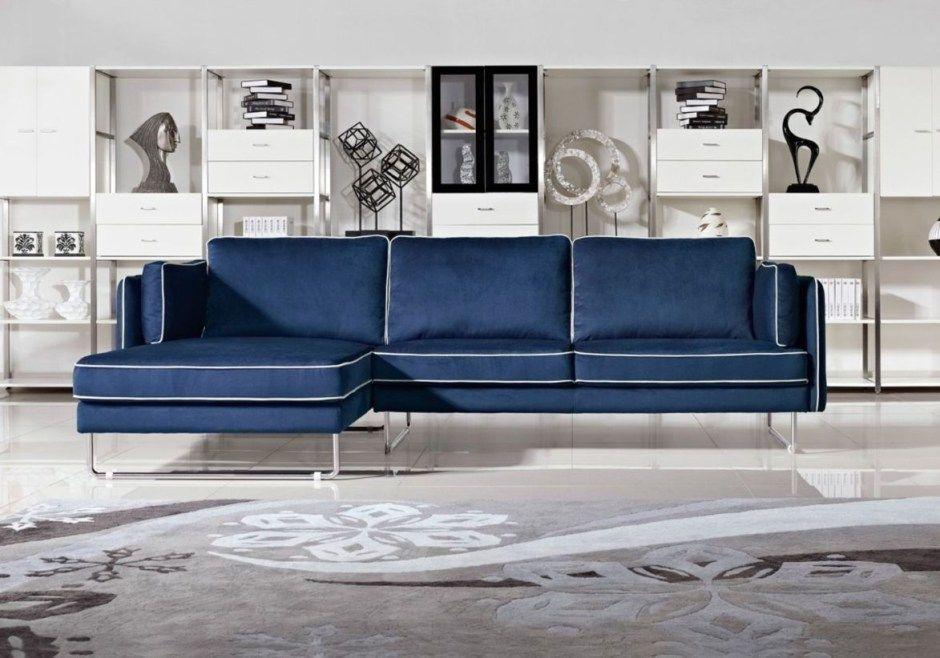48 Comfortable Sectional Sofa For Your Living Room Matchness Com Blue Sofa Living Contemporary Blue Sofas Blue Sofas Living Room