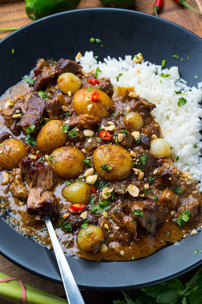Photo of Beef Massaman Curry Recipe