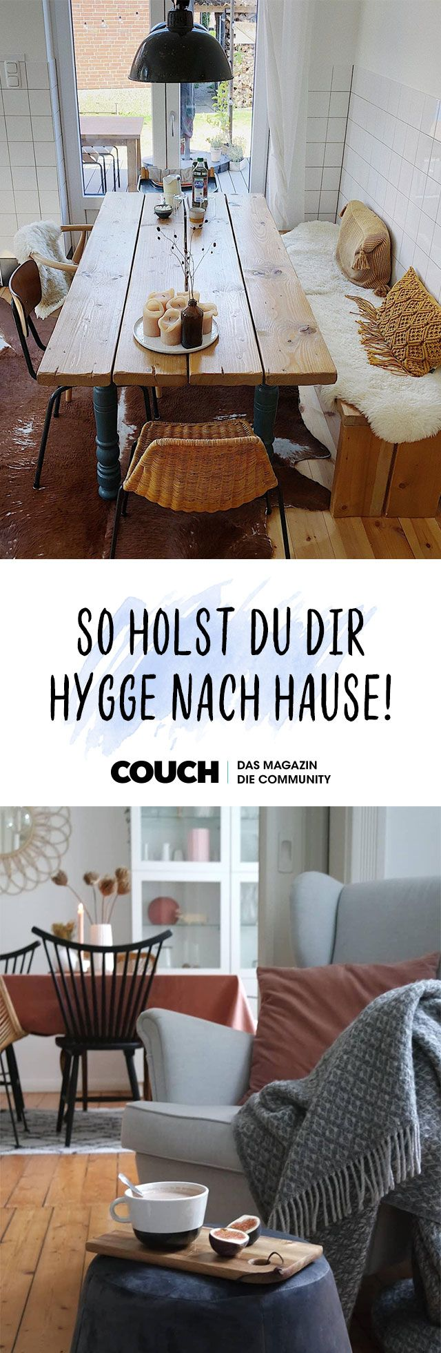 Hygge • Bilder & Ideen