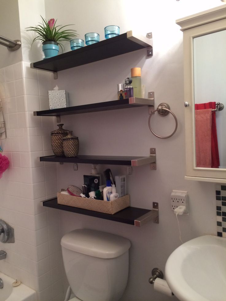 35 Stylish Small Bathroom Design Ideas  Small Bathroom Small Classy Bathroom Shelving Ideas For Small Spaces Review