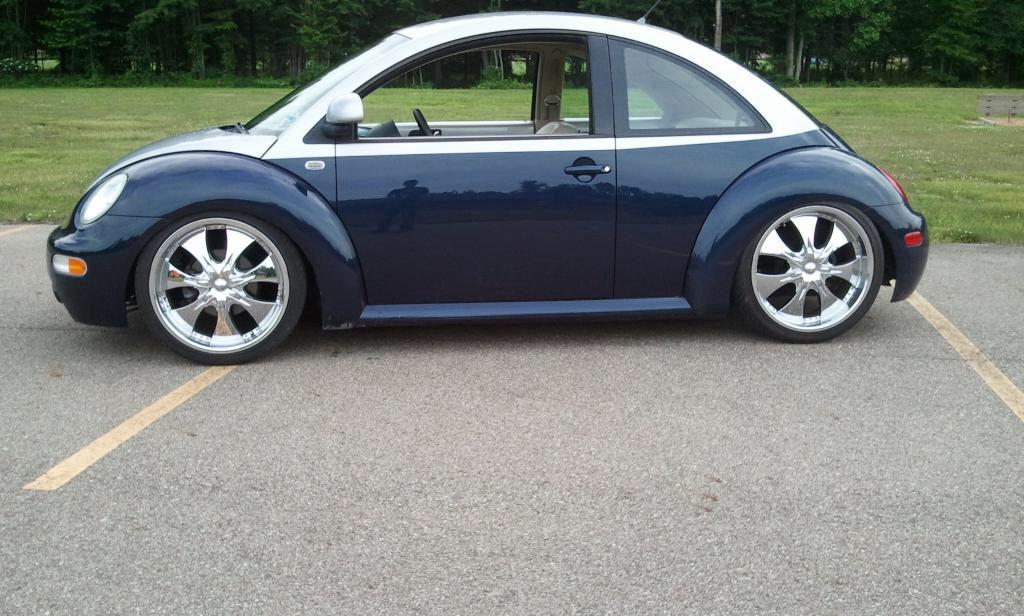 Two Tone Beetle Vw New Beetle New Beetle Volkswagen Beetle