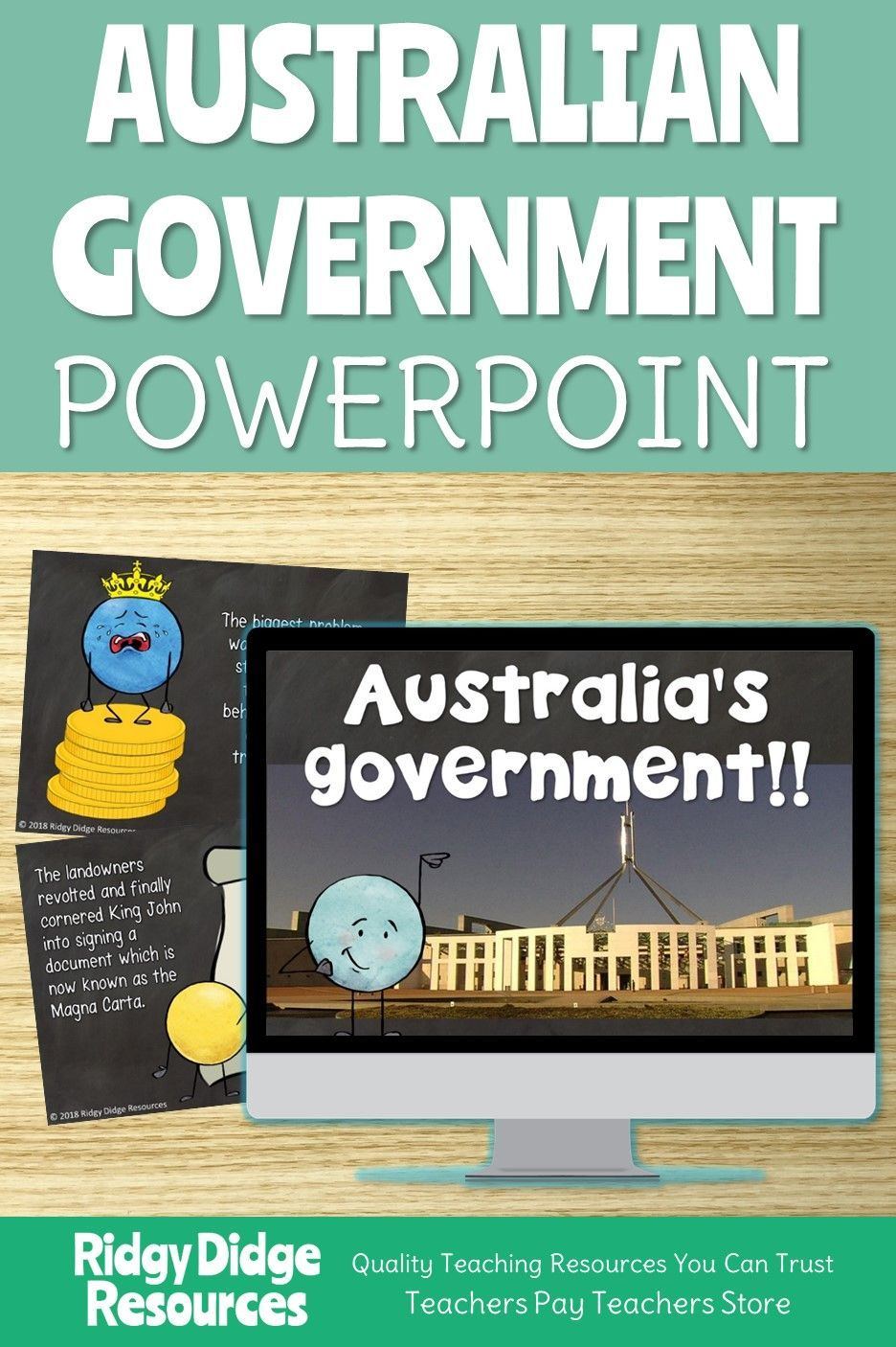 Australian Government Informative Powerpoint Government