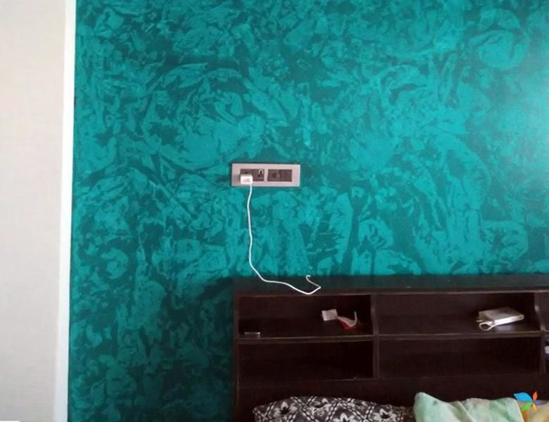 Colour Splash Royale Play Interior Painting Asian Paints Wall
