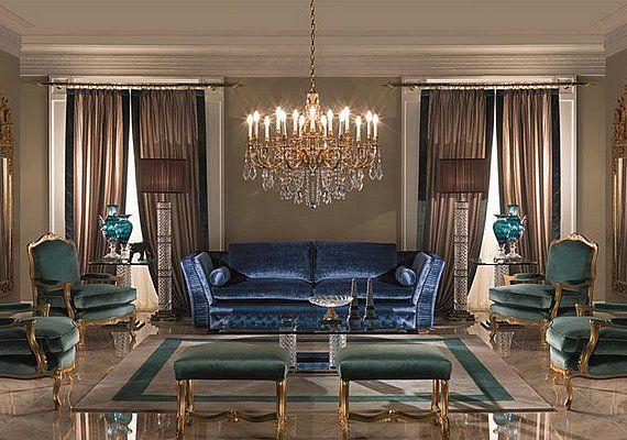 Zanaboni Choosingan Exclusive Style made in Italy furniture - italienischen designermobel angelo cappellini