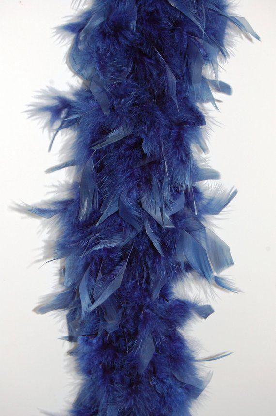 "SILVER GREY 2 Yards; Dress//Bridal//Art//Costume 72/"" 2 Pcs MARABOU FEATHER BOAS"