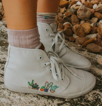 ca1e739c8d23 Swap Your Converse With These Ethical Vegan Sneaks That Give Back in ...