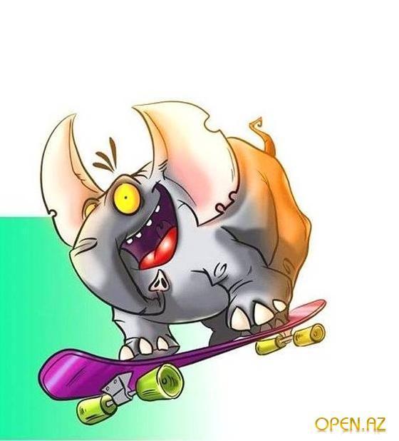 Сделать дизайн, смешные картинки рисунки животных
