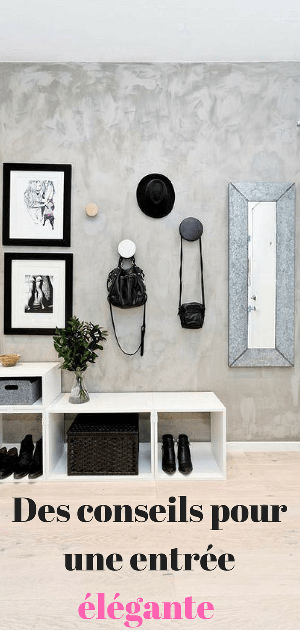 5 Idees Pour Avoir Une Belle Entree Chic Idees De Decor Idee De Decoration Decoration Entree