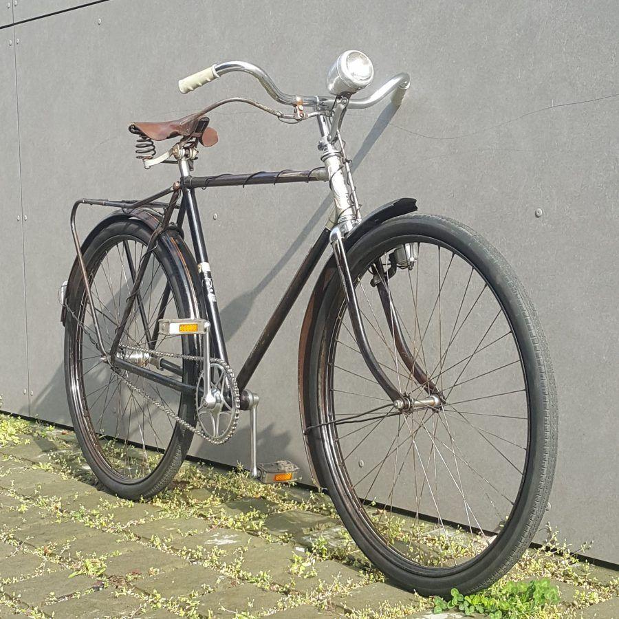 Diamant Modell Eh Baujahr 1962 Past Bikes Oldtimer Fahrrad