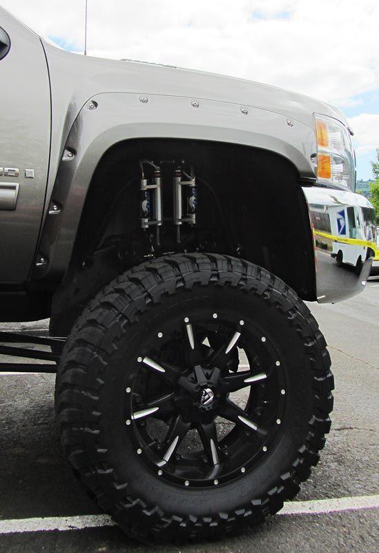 Chevrolet 2500 Hd Build Trucks Lifted Trucks Truck Wheels