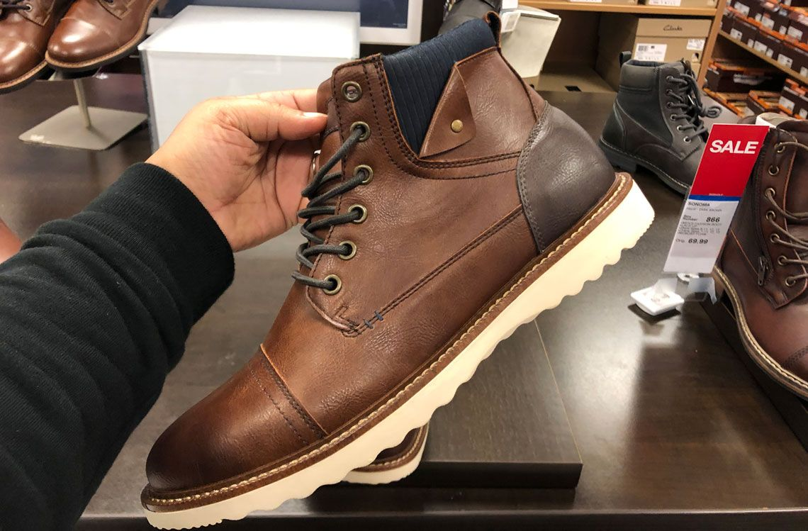 Kohls Mens Steel Toe Boots in 2020