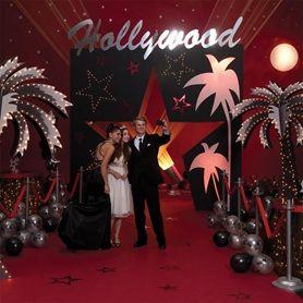 Hollywood Prom Theme