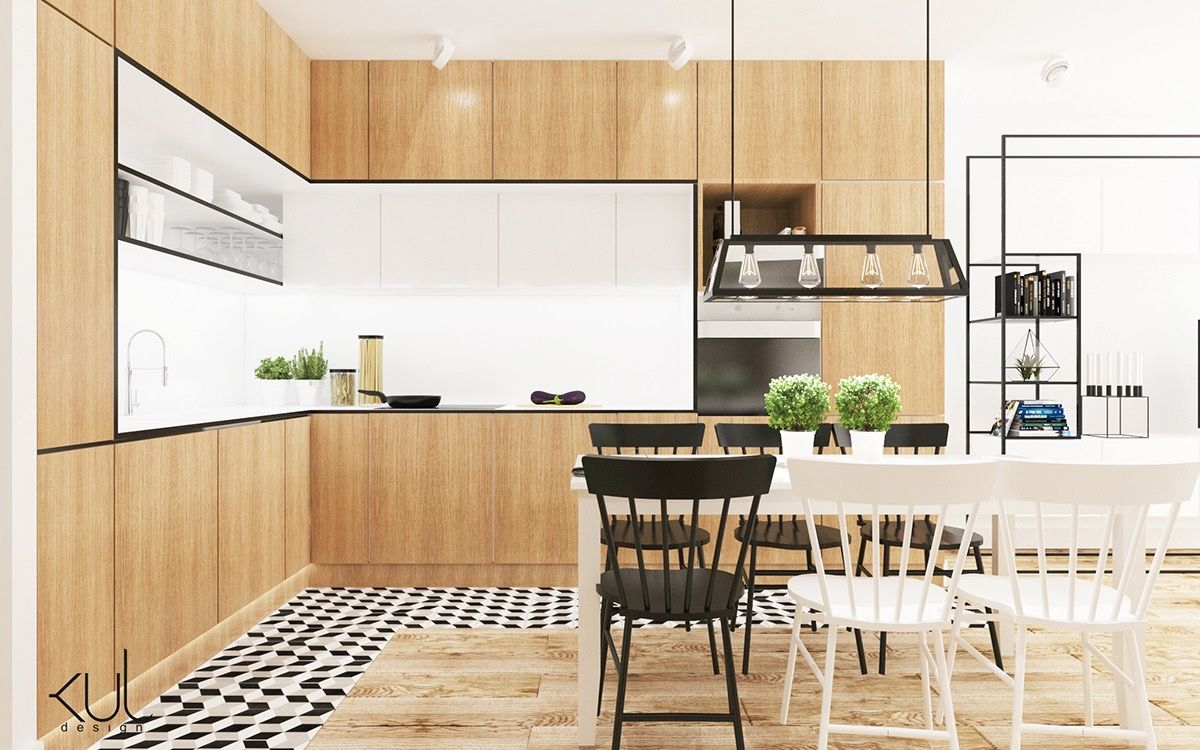 Eclectic and oh-so-stylish, the Scandinavian theme stretches to ...