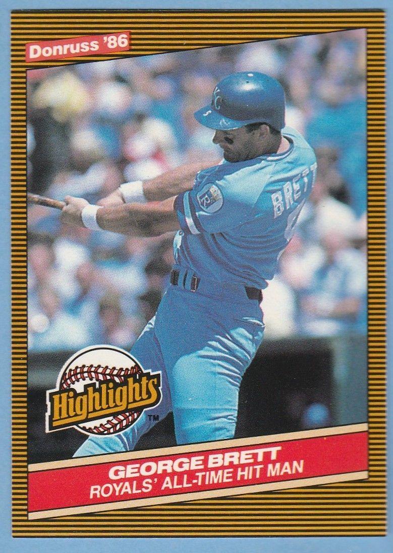GEORGE BRETT 1978 Topps #100 Baseball Card Kansas City Royals