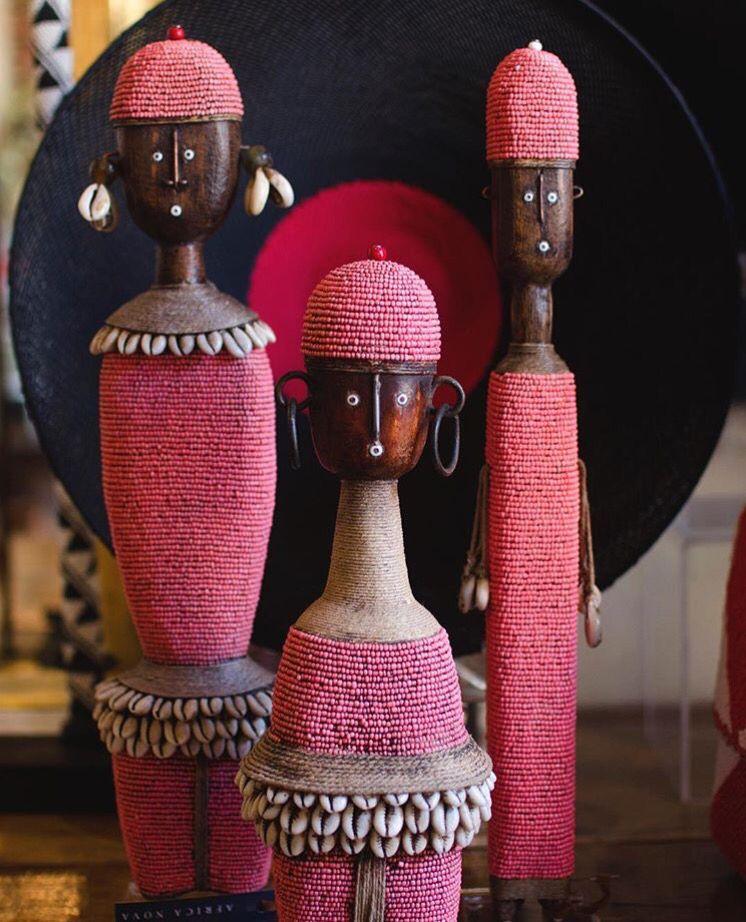 Namji Dolls Africa Nova