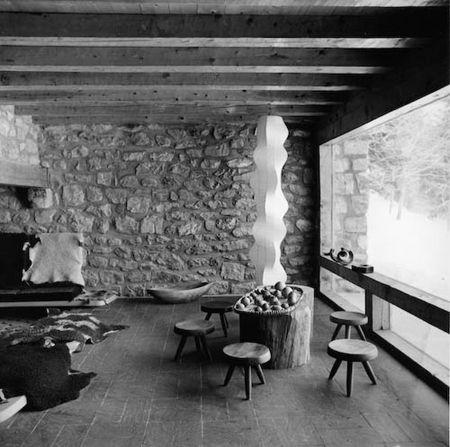 Epingle Sur Vintage Interiors
