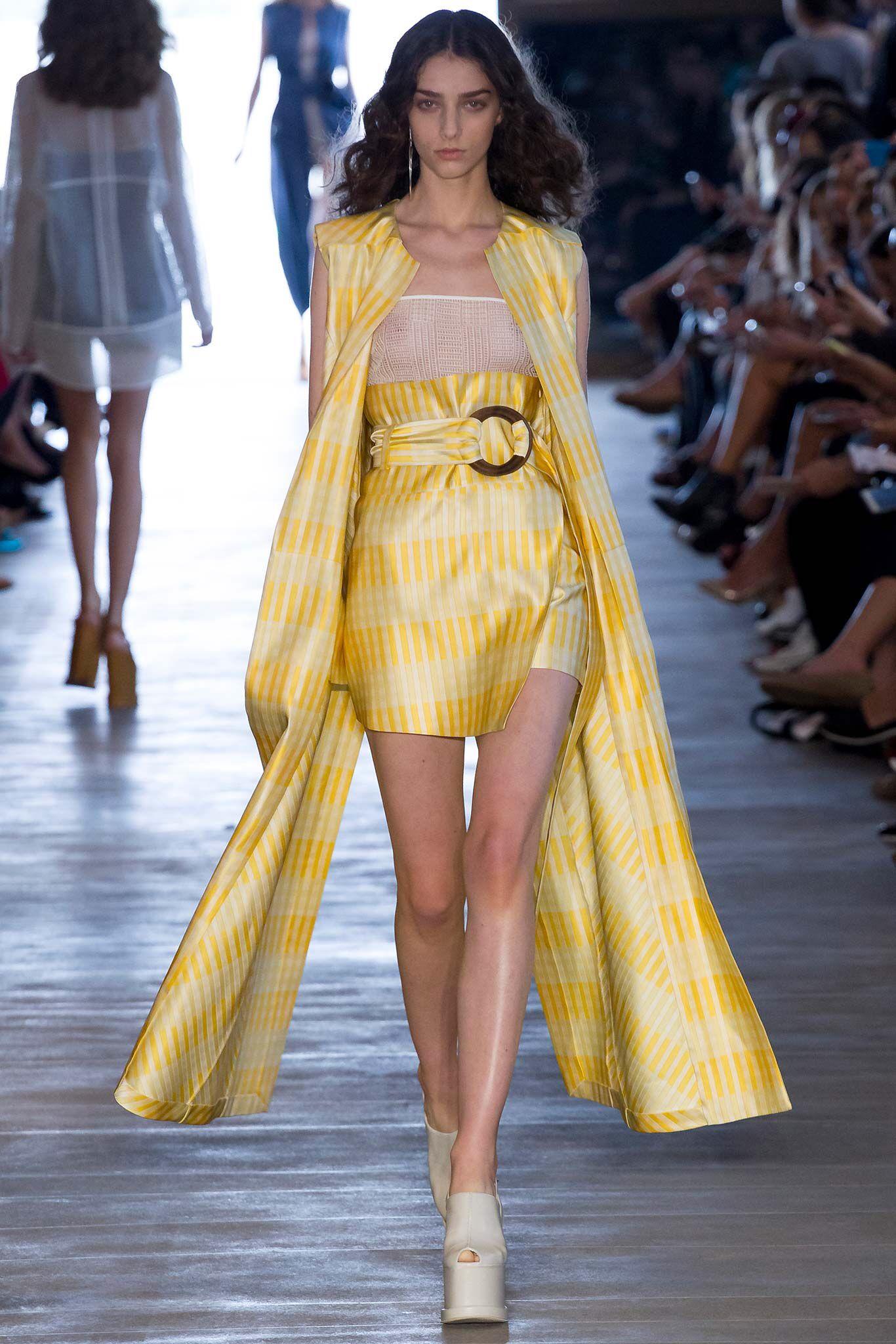 Giuliana Romanno, Look #15