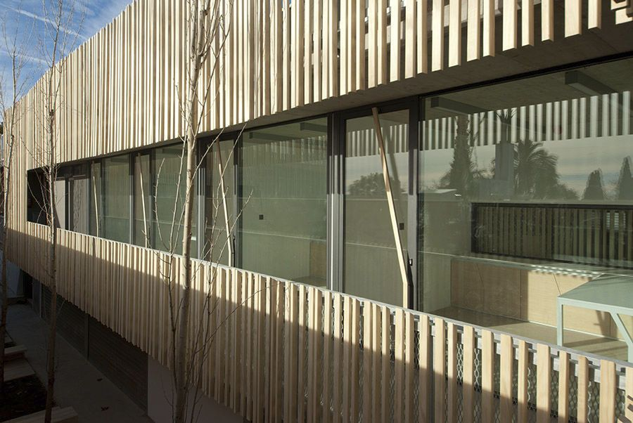 vertical wood - Google Search vertical slatwall siding