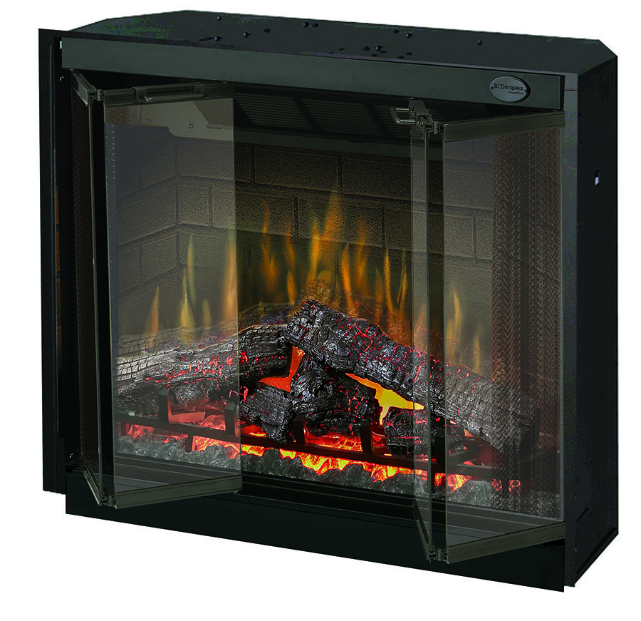 36 5 Dimplex Purifire Electric Fireplace Insert Dimplex