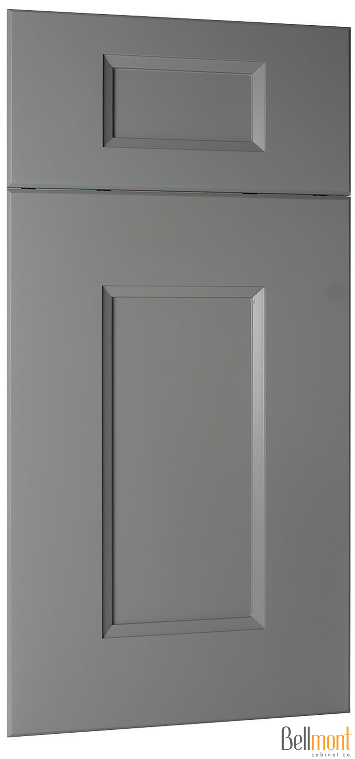 Bellmont Cabinet Co 1600 Series Lineage Pavestone Paint Bellmont Frameless Cabinets Cabinet