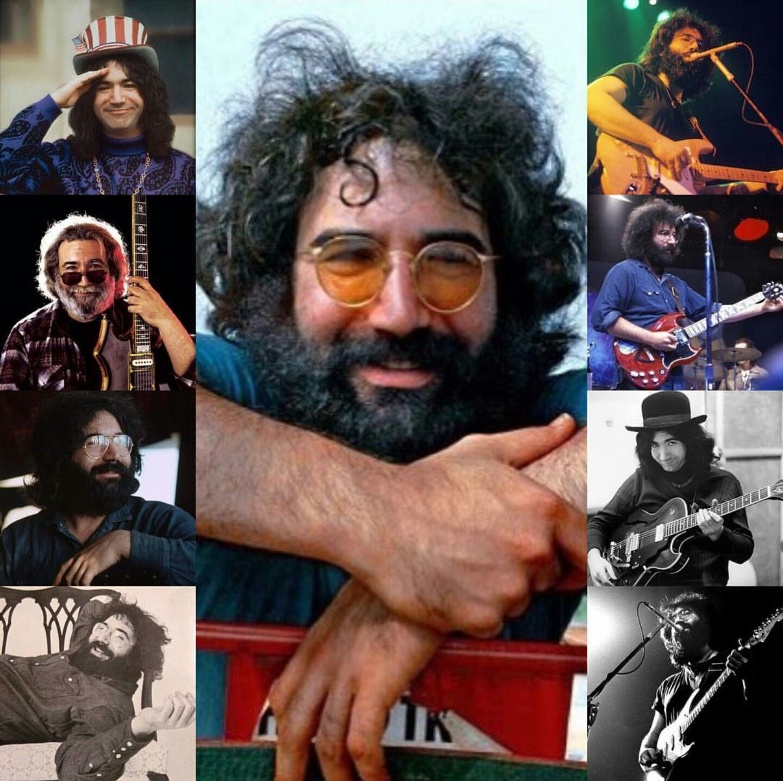 Jerry Garcia, Captain Trips, Fat Man, Legend �✌