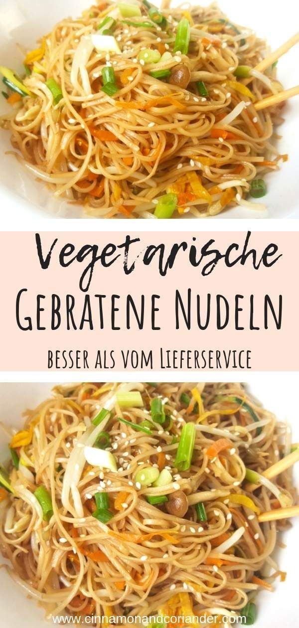 Photo of Vegetarian Chow Mein – better than from the delivery service