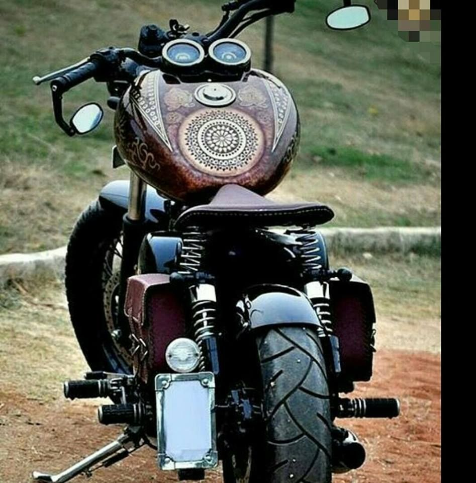 Top 5 Custom Royal Enfields The World Is Full Of Motorcycles And
