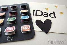 DIY printable card for a tech dad