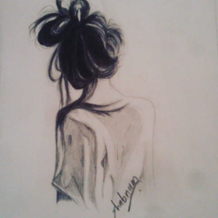 Pencil Sketch Of Alone Girl Using 8b 2b And 5h Time Taken 1hr To Complete Satisfying Alone Girl Pencil Sketch Female Sketch